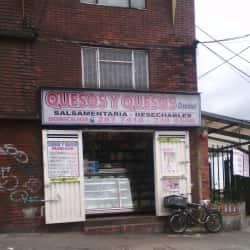 Quesos y Quesos Distribel Calle 47  en Bogotá