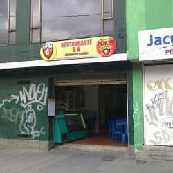 Restaurante Ra en Bogotá