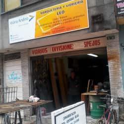 Marqueteria y Vidrieria Leo en Bogotá