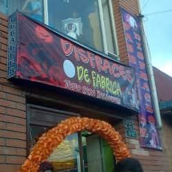 Disfraces Camiluchis en Bogotá