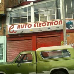 Auto Electrón en Bogotá