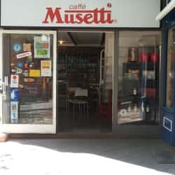 Caffé Musetti en Santiago