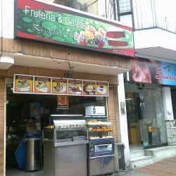 Fruteria y Cafeteria La Gran Manzana en Bogotá