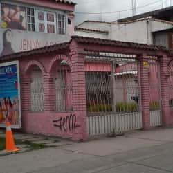 Jenny Aragón en Bogotá