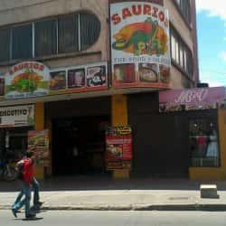 Saurios The Food Evolutión en Bogotá
