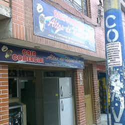 Casa Comercial Altos de Nepal 2 en Bogotá