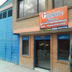Distribuciones Pegalcors en Bogotá
