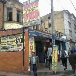 Internet & Cabinas La 40 en Bogotá