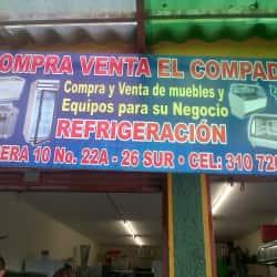 Compraventa el Compadre en Bogotá