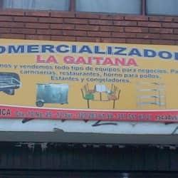 La Gaitana en Bogotá