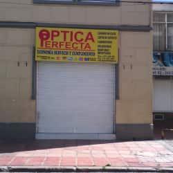 Óptica Perfecta en Bogotá