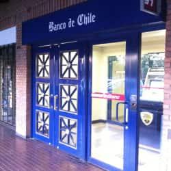 Banco de Chile Santa María Manquehue en Santiago
