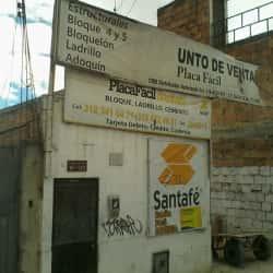Placa Facil Santa Fé en Bogotá