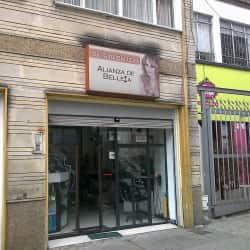 Sala de Belleza Alianza Francesa en Bogotá