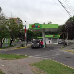 Estación de Servicio Viva  en Santiago