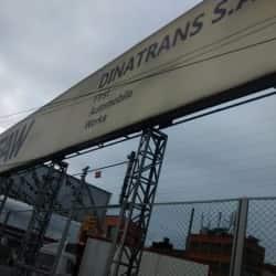 Dinatrans S.A en Bogotá