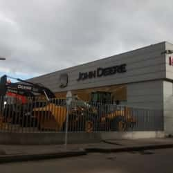 Jhon Deere en Bogotá