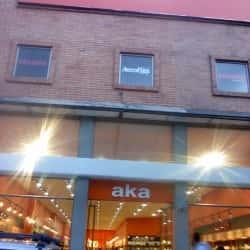 Aka Zapatos en Bogotá