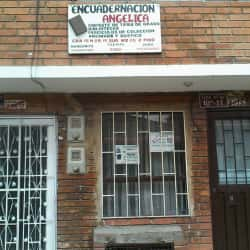 Encuadernación Angelica en Bogotá