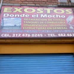 Exostos Donde El Moncho en Bogotá