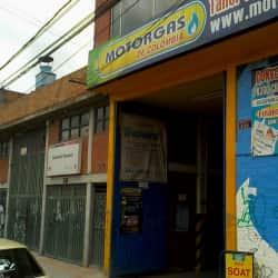 Motorgas de Colombia en Bogotá