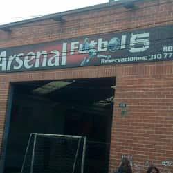 Artesenal Fútbol 5 en Bogotá