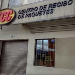 Tcc Centro de Recibo de Paquetes en Bogotá