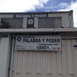 Iglesia Cristiana Palabra y Poder en Bogotá