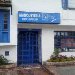 Marquetetia Galería Guiness en Bogotá