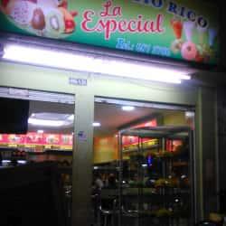 Frutería Tío Rico La Especial en Bogotá