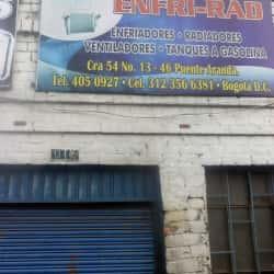 Enfri Rad en Bogotá