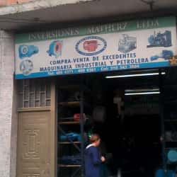 Inversiones Matherz Ltda en Bogotá
