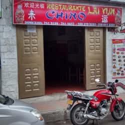 Restaurante Chino Lai Yun en Bogotá