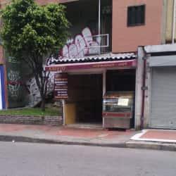 Restaurante Kafeto en Bogotá