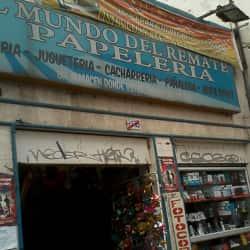 Papelería el Mundo del Remate en Bogotá
