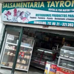 Salsamentaría Tayrona en Bogotá
