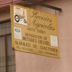 Servicios Agrícolas Justo Ballén en Bogotá