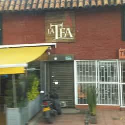 La Tea en Bogotá