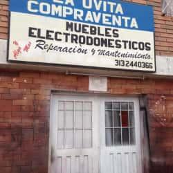 Muebles Electrodomésticos La Uvita Compraventa  en Bogotá