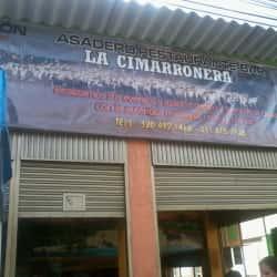 La Cimarronera en Bogotá