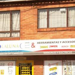 Herramientas y Accesorios La Luna en Bogotá