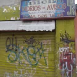 Vidrios y Avisos en Bogotá