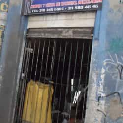 Chatarrería Punto Ecológico Turmequense en Bogotá