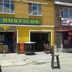 Rusticos en Bogotá