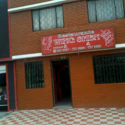 Restaurante Wing Shen en Bogotá