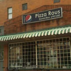Pizza Rous en Bogotá