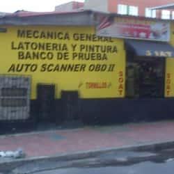 Pintu Coches en Bogotá