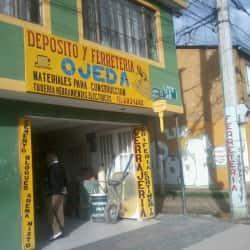 Depósito y Ferretería Ojeda en Bogotá