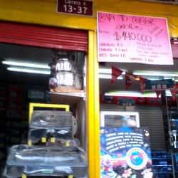 Candelazo AT en Bogotá