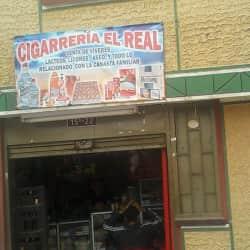 Cigarrería el Real en Bogotá